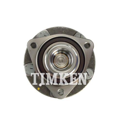 Wheel Bearing and Hub Assembly Front Timken HA590535