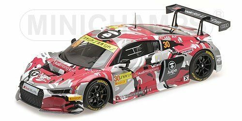 Odir 8 LMS aape   Audi Hong Kong 3523 Copa Mundial FIA GT Macao - 1  18 - mini campeón
