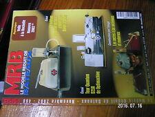 ?µ µ? Revue MRB n°468 Sablage Tour Quantum Panneaux de cale Faire Ancres à Jas