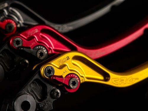 CRG RC2 Brake /& Clutch Lever Set Suzuki SV650 //S 1999-2010