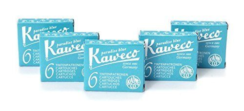 Kaweco Refills Turquoise Fountain Pen KWIC-TU