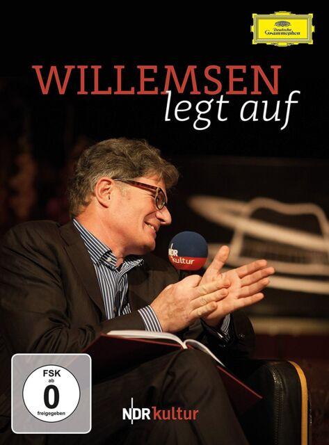 WILLEMSEN LEGT AUF - WILLEMSEN,ROGER/+  9 CD+DVD NEW