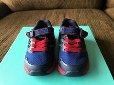 Stride Rite Made2Play Breccen Navy Blue Toddler Boy Shoes US Size 7M