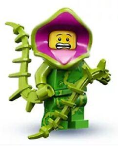 NEW ☼ ☼ LEGO MINIFIGUREN Serie 14 ☼ 71010 ☼ Pflanzenungeheuer Plant ☼ NEU