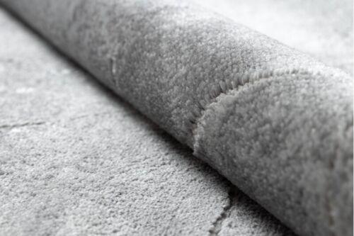 """Moderne modische günstige Teppiche /""""MEFE/"""" Marmor grau strukturell Beste Qualität"""