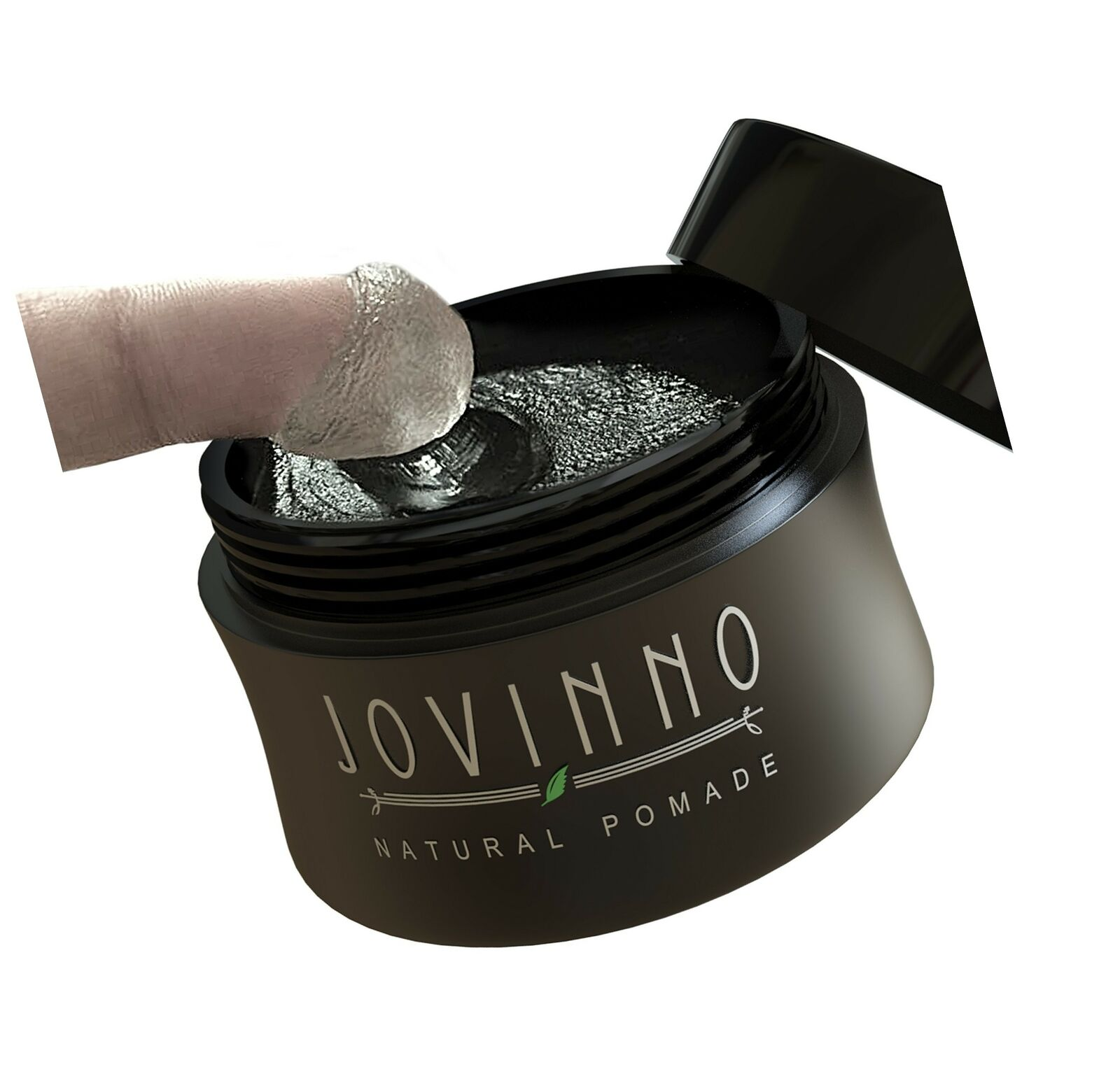 Jovinno Premium Natural Hair Styling Pomade Water Soluble Wax 5 Oz For Sale Online Ebay
