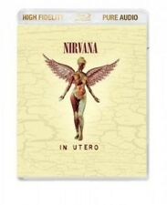 Nirvana - in Utero Blu-ray Disc DVD