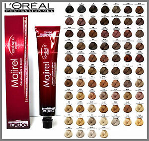 Loreal L39Oreal Professional Majirel MajiRouge Blonde Hair Dye Colour 50ml