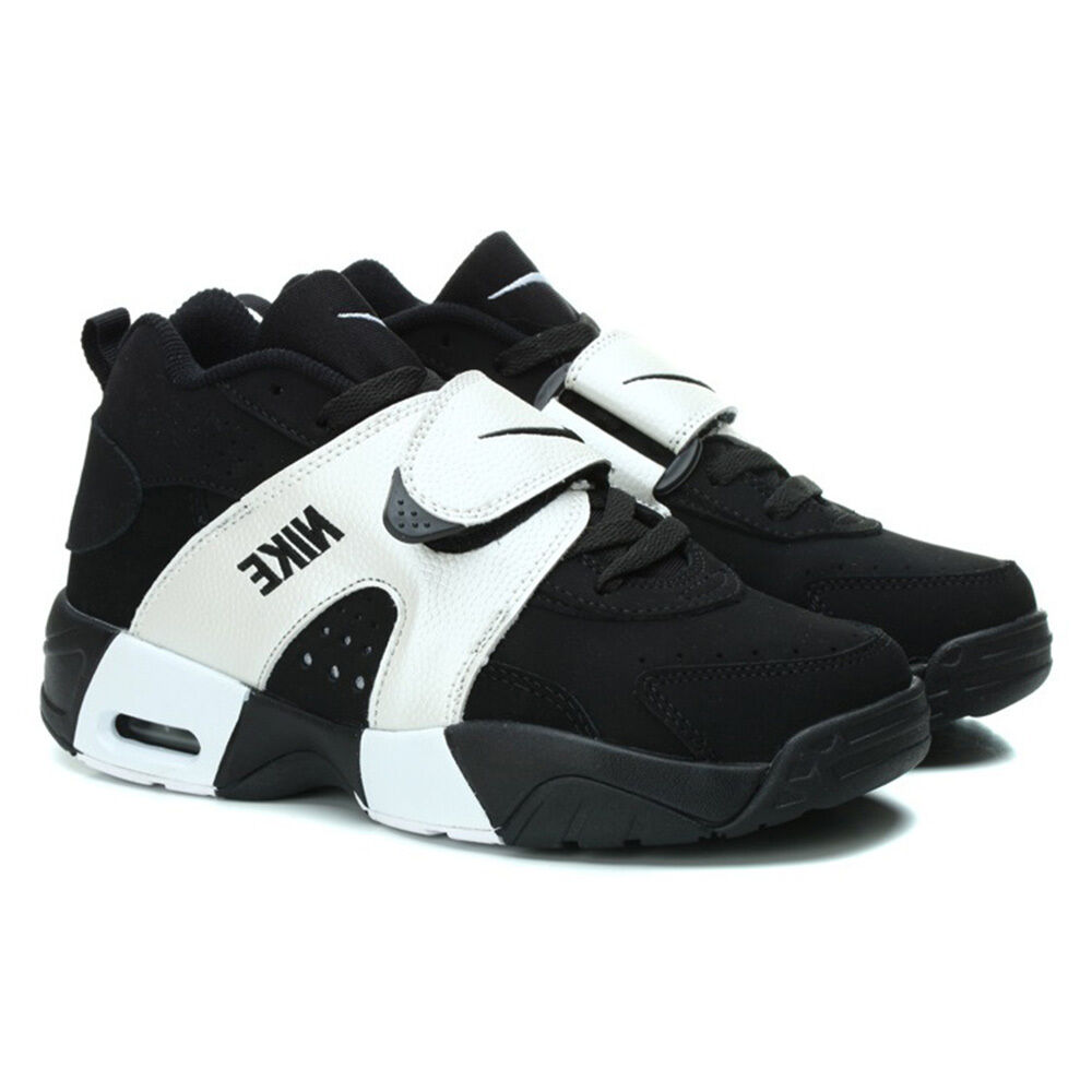 Nike Air Veer (GS) Black Black White 599213 001