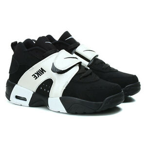 Men s Nike Air Veer Black Black White Shoes