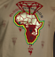Color-heritage-Africa-Blood-Diamond-T-Shirt-Size-S thumbnail 3