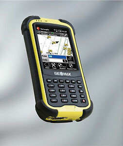 GEOMAX-ZENITH04-GIS-HANDHELD-GPS-amp-Data-Logger-With-Differential