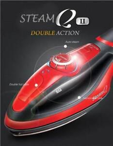 SteamQ-Handliche-Doppelkochplatte-Dampfbuegeleisen-220V-All-in-One-Sterilisator