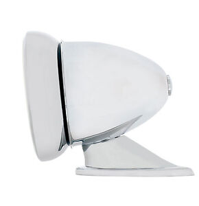 United-Pacific-Chrome-GT-Racing-Bullet-style-Mirror-S1401