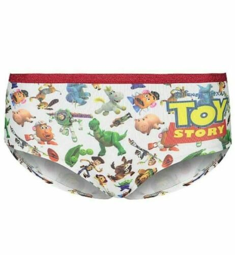 LADIES DISNEY OFFICIAL CHARACTER SHORTS BOXER KNICKERS WOMEN/'S LACE UNDERWEAR