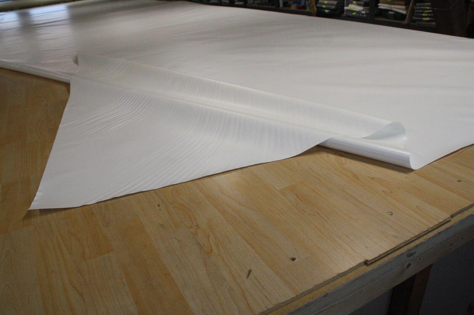 3,30   m² camión lona lona cobertora jeto 700g m² blancoo Tallas diferentes para seleccionar