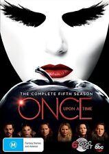 Once Upon A Time : Season 5 : NEW DVD