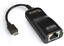 Plugable USB 2.0 OTG Micro-B to 10//100 Fast Ethernet Adapter for Windows Tablets