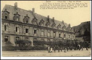 SEDAN-France-1910-20-CPA-Mess-Officiers-Offiziersmesse-alte-Postkarte-Frankreic