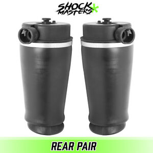 Rear Air Spring Bags Pair for 1997-2002 Ford Expedition 4WD