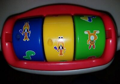 Liberal Baby Einstein Exersaucer 3 Place Spinner Replacement Toy