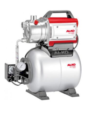 AL-KO Hauswasserwerk HW 3000 INOX Hauswasserversorgung Wasserpumpe 112846