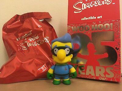 "2//20-3/"" Figure Kidrobot x Simpsons 25th Anniversary Fallout Boy New!"