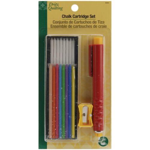 Dritz Quilting Chalk Cartridge Set 3095