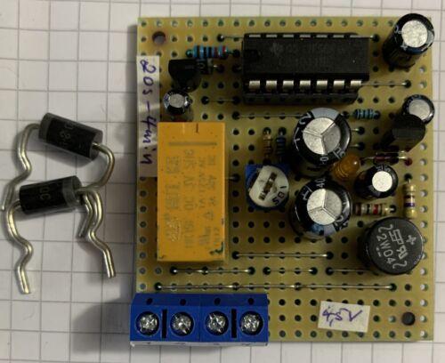 Pendelzugautomatik ab 4,5 V Gleichstrom//spannung kein extra Trafo nötig od#3