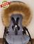 Bugaboo-Pram-Furs-Hood-Trim-Must-Have-Accessories-Pushchair-Stroller-Fur-Bee-5 thumbnail 115