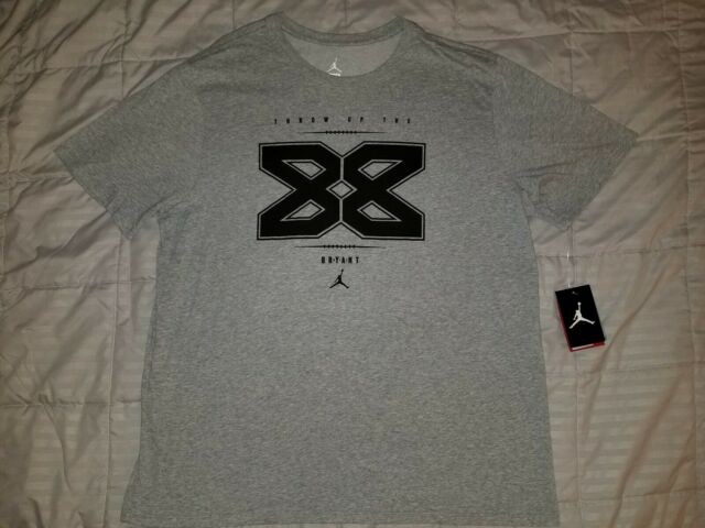 Nike Air Jordan Dez Bryant Throw Up 88 Retro Football T Shirt 918402 063 Sz 2xl