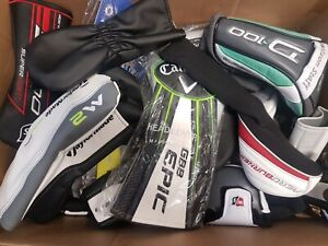Assorted-Brand-New-Golf-Headcovers-TaylorMade-Callaway-Wilson-Ping-Chelsea