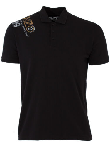 Men/'s New Designer ENZO Casual Polo T-shirt All Size