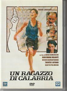 Luigi Comencini  # Un ragazzo di Calabria #   DVD COME NUOVO