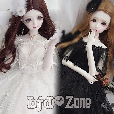 New Zipper Legging Skirt for BJD Girl 1//4 MSD,1//3 SD16  Doll Clothes CWB36