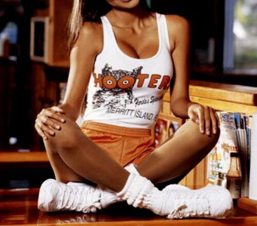 Q Play Uniform Hooters voor 7 vakantie werk Xl alle Peavey Outfit kleuren panty tqxxFT0O
