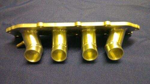 vélo carbs ZX750 ou ZX9r carburateurs Ford ST170 collecteur d/'admission pour s/'adapter ZX7R