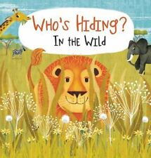 Who's Hiding? In the Wild, DiPerna, Kaitlyn, Good Book