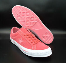e512c6b36f5 Converse One Star OX Pinstripe Paradise Pink Geranium Shoes  159815C  Size  12