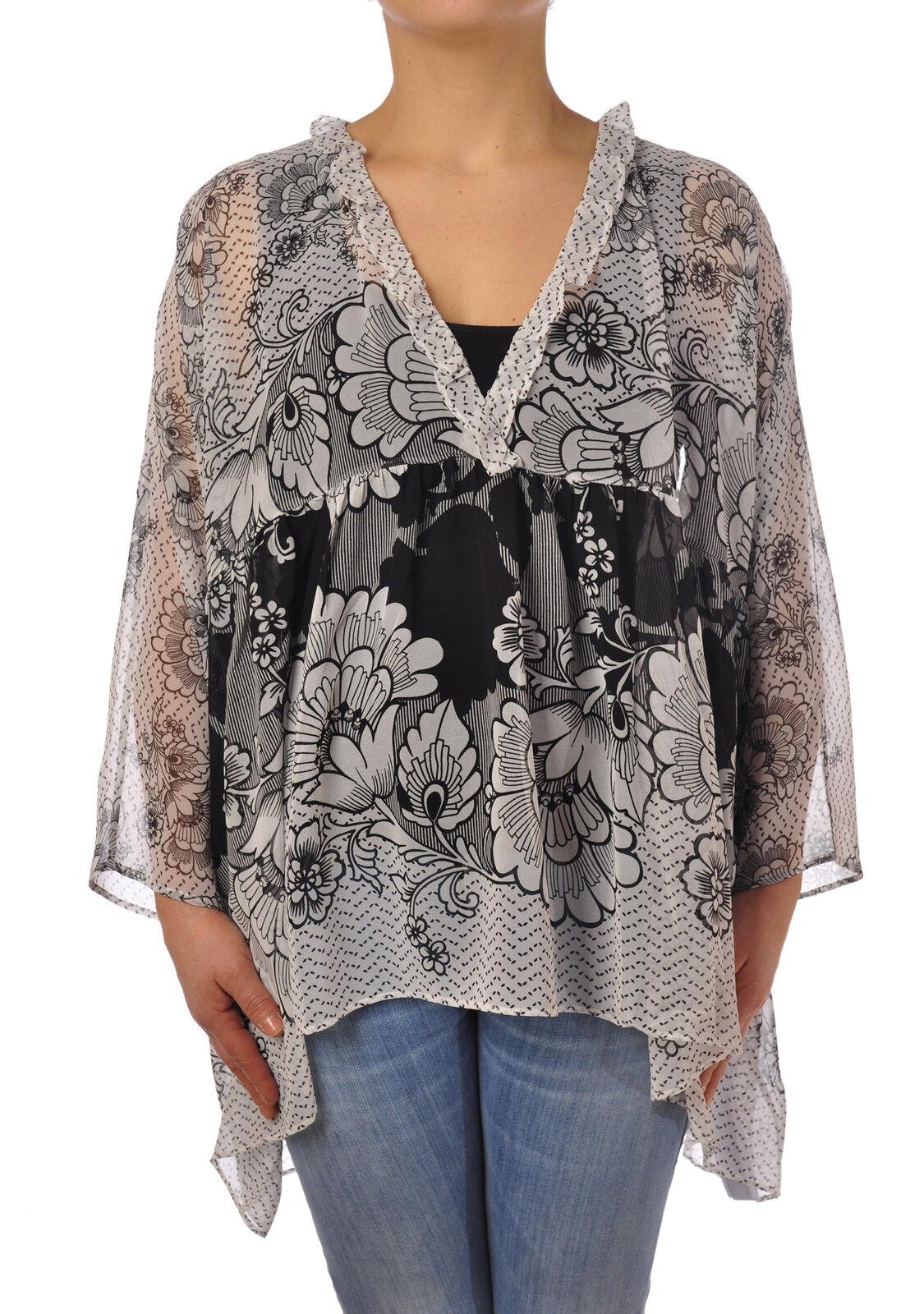 Twin Set - Shirts-Kaftans - Woman - Fantasy - 5101828F181039