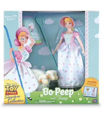 Toy Story 4 Bo Peep And Sheep Signature Collection RARE Target Exclusive