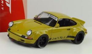 Porsche 911 (930) Par Rwb Résine Voiture Modélisme En 1:18 Echelle Gt Spirit