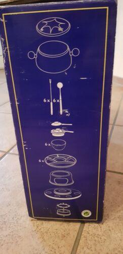 Fondue Set 29 teiliges SET  DH1Fm