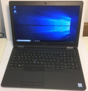 "Dell Latitude E5570 i5 6300U-3,2GHz 16GB 512SSD 15,6""FHD TOCH DE-BACKLIT WIN10"