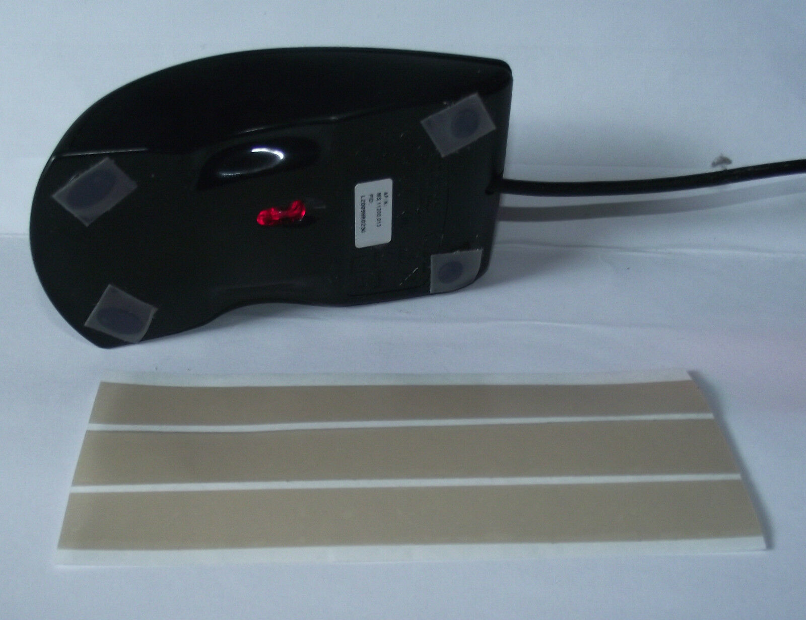 Mouse Feet Mouse Skates DIY Teflon Tape Computer Gaming Replacement Pads Cut By