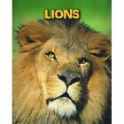 Lions by Claire Throp (Hardback, 2014)