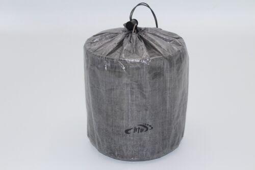 Tread Lite Gear cuben Fiber Stuff Sack toaks 650 Titane Pot Ultralight 3.9 G