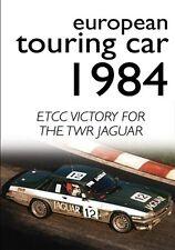 ETCC - European Touring Car Championship 1984 (New DVD) TWR Jaguar Walkinshaw