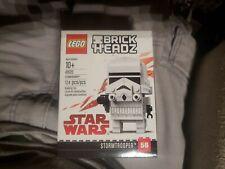 Brickheadz Star Wars Stormtrooper 56 LEGO 124 Pcs 41620