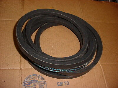 V-BELT CX90 FOR GRAVEL PIT,CONVEYOR,MACHINE,COMBINE,AUGER,CONSTRUCTION 7//8 X 94/""